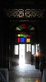 Church light Stock Photo