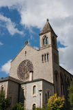Church in Limoges Royalty Free Stock Image
