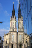 Church in Linz Stock Photography