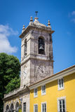 Church in Lisbon Stock Photos