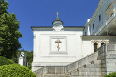 Church in Livadia Stock Images
