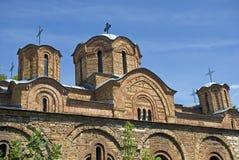 Church of the Ljevisa Virgin, Prizren, Kosovo Stock Photo
