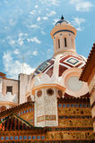 Church in Lloret de Mar Royalty Free Stock Photos