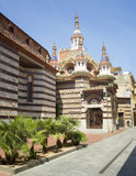 Church Lloret de mar Royalty Free Stock Photos