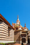 Church in Lloret de Mar. Spain Stock Photography