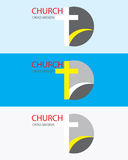 Church logo Stock Photos