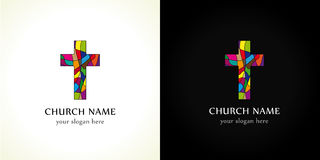 Church logo Stock Photo
