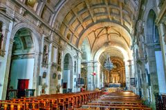 Church of Loios Royalty Free Stock Images