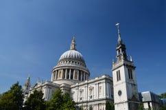 Church in london Royalty Free Stock Photos