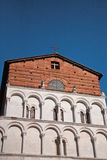 Church in Lucca Stock Photography