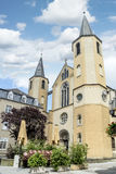 Church  in Luxembourg Royalty Free Stock Images