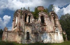 Church in Lykoshino Royalty Free Stock Photo
