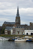 Church in Maastricht Stock Photography