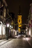 Church in Maastricht. This image features an old church in the historic Dutch city of Maastricht Stock Images