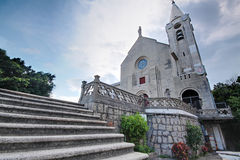 Church in macau Stock Images
