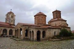 Church. In Macedonia in Ohrid Stock Image