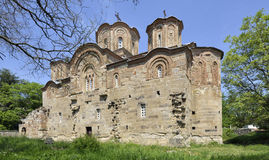 Church from Macedonia Stock Image