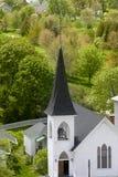 Church in Mackinac island Royalty Free Stock Photography