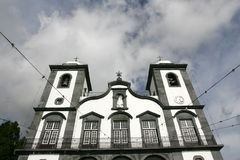 Church on the Madeira island Royalty Free Stock Image