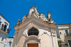 Church of Madonna dei Martiri. Altamura. Puglia. Italy. Stock Photo