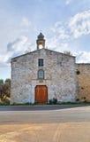 Church of Madonna del Serto. Bitritto. Puglia. Italy. Stock Image