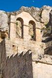 Church of Madonna dell'Idris. Matera. Basilicata. Italy. Royalty Free Stock Photography