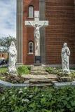 Church of the Madonna della Difesa. The Church of the Madonna della Difesa Italian: Chiesa della Madonna della Difesa, French: Église de Notre-Dame-de-la-Dé Stock Image
