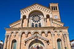Church of Madonna della Fontana. Torremaggiore. Puglia. Italy. Stock Photos