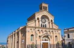 Church of Madonna della Fontana. Torremaggiore. Puglia. Italy. Stock Photo