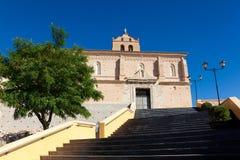 Church of Magallon Royalty Free Stock Photos