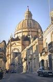 A church in Malta Royalty Free Stock Photos