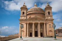 A church in Malta Royalty Free Stock Images