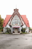 Church in Manado Royalty Free Stock Image