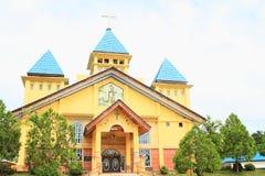 Church in Manokwari Royalty Free Stock Image