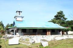 Church on Mansinam island Royalty Free Stock Images