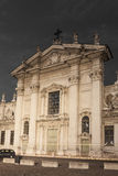 Church in Mantova Stock Image