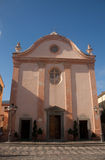Church In Marciana Marina Stock Image