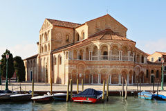 Church of Maria and Donato, Murano Royalty Free Stock Photos