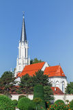 Church Maria Hietzing Royalty Free Stock Photography