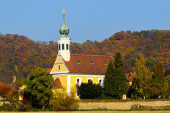 Church Maria am Wasser Royalty Free Stock Photos
