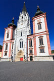 Church of Mariazell Royalty Free Stock Photo