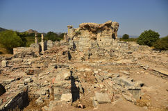 Church of Mary Ephesus Royalty Free Stock Photo