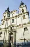 Church of Mary Magdalene in Lvov Royalty Free Stock Photography