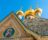 Church of Mary Magdalene Royalty Free Stock Photography