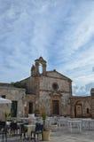 The church of Marzamemi Royalty Free Stock Photo
