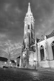 Church of Mathias Rex in Budapest Royalty Free Stock Photos