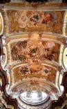 Church in Melk stock photos