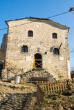 Church in Melnik in Bulgaria Stock Images