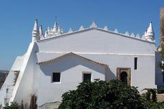 Church, Mertola, Portugal Royalty Free Stock Photo