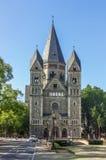 Church, Metz, France Stock Photos